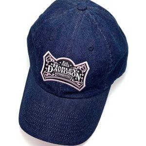 Harley-Davidson Denim Baseball Cap